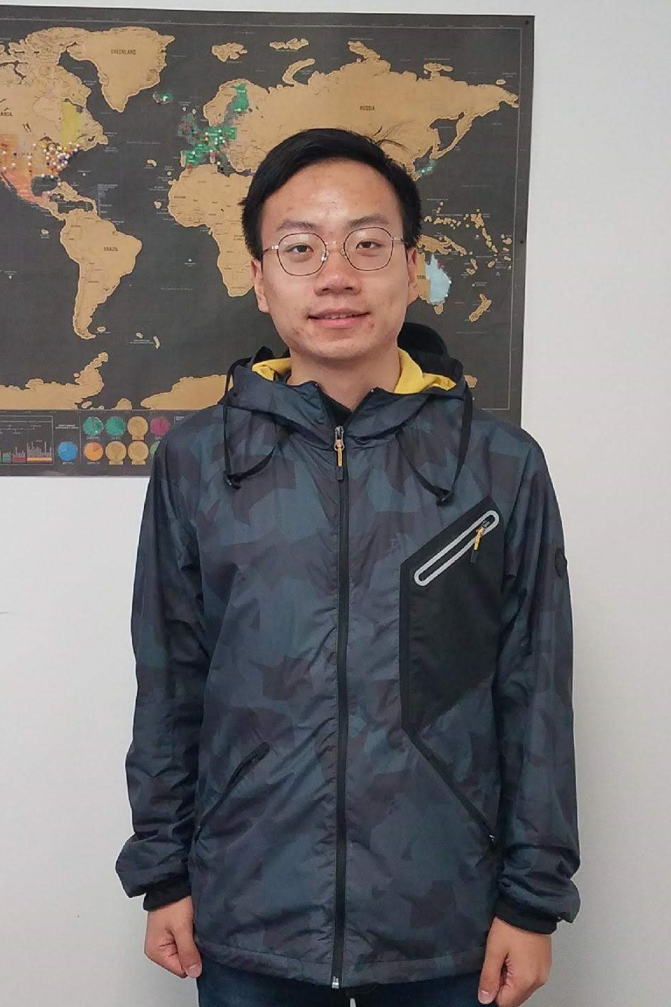 Mr. Guanyu Lu joined the Mechanical Engineering Department at Vanderbilt University and the Caldwell Lab in Fall 2018. He comes to us from Xi'an Jiaotong University in China, where he majored in Energy and Power Engineering.