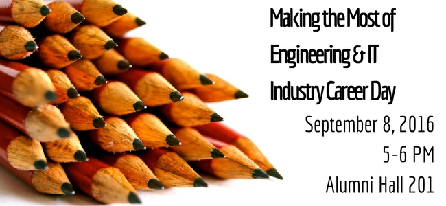 Making the Most of Engineering & IT Industry Career Day
