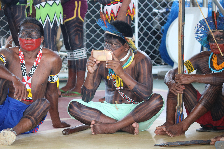 Indigenous Week São Felix do Xingu 2018, Brazil