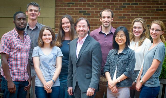 Irish Lab at Vanderbilt 2016