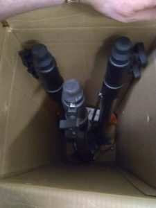 """tripod for 8"""" SCT"""
