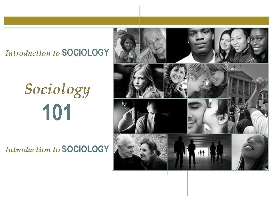 soc 100 introduction to sociology