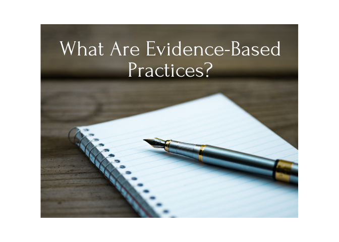 What Are Evidence-Based Practices Title Image