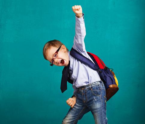 Happy Student Image