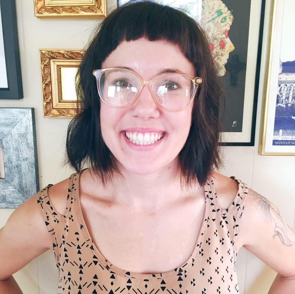 photo of Julia Nusbaum, MTS'14
