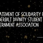 VDS Student Government solidarity statement
