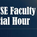 Faculty Social Hour