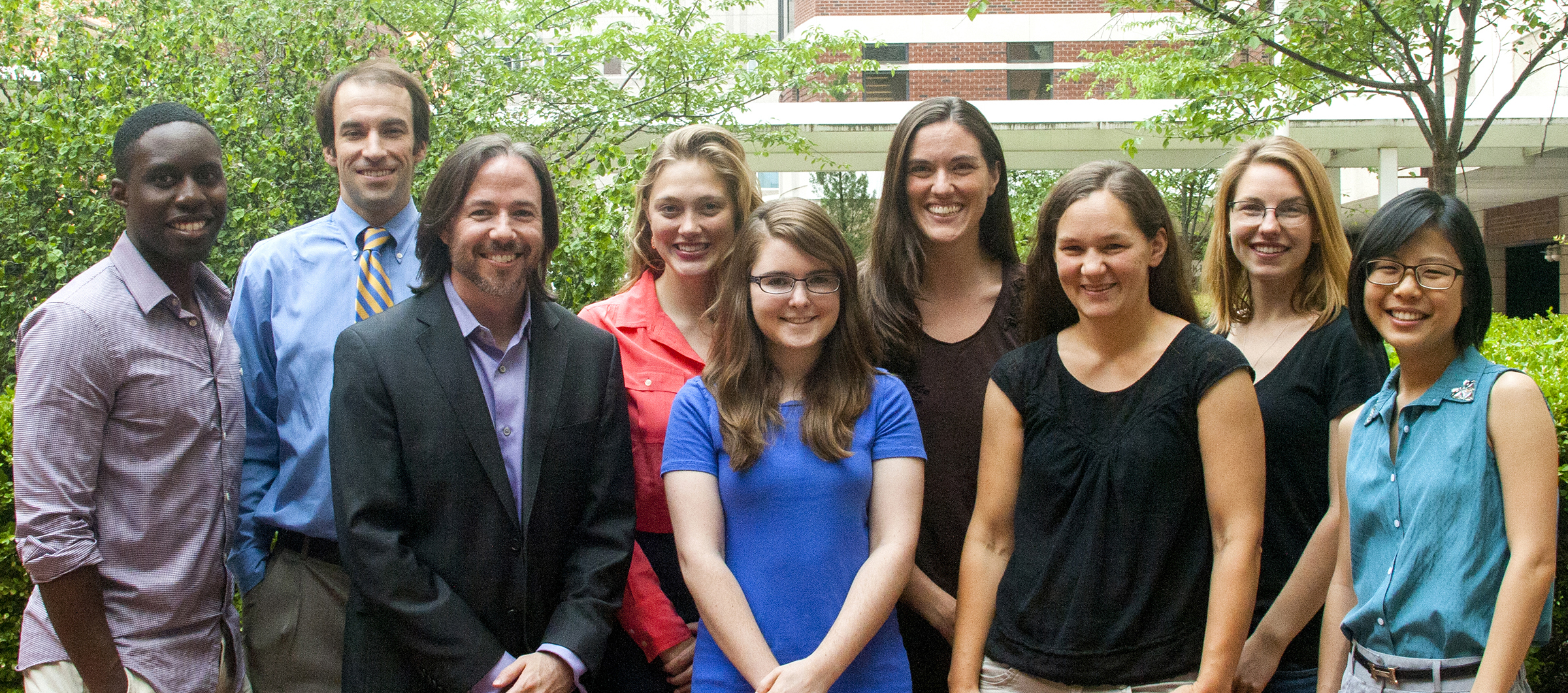 Irish lab at Vanderbilt, July 2014
